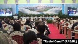 Душанбе конференциясы. 20-август, 2013-жыл.