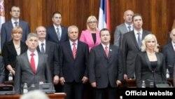 Članovi nove vlade