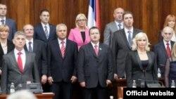 Članovi nove Vlade Srbije