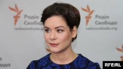 Гайдар переїхала до України влітку 2015 року. З березня вона є радником президента Порошенка