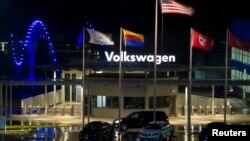 Сборочный завод Volkswagen в Чаттануге открылся в мае 2009 года