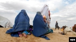 In the Jowzjan Province, there is a history of women taking up arms.