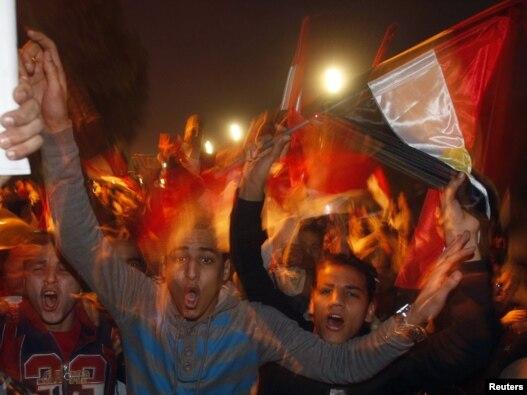 میدان التحریر پس از کنارهگیری مبارک