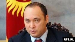 Максим Бакиев.