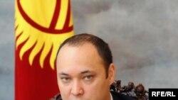 Максим Бакиев, один из двух сыновей свергнутого президента Кыргызстана Курманбека Бакиева. 2 ноября 2009 года