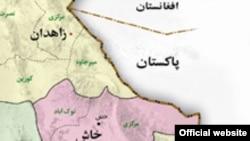 حمله به وانت تدارکات نیروی انتظامی ایران در مرز میرجاوه صورت گرفته است.