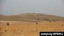 Gyrgyzystanyň, Täjigistan we Özbegistan bilen serhetleşýän Batken regiony