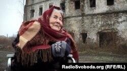 Вперше за багато років Оксана Лук'янець побувала там, де рятувалася від голоду