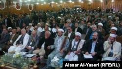مؤتمر اعلان النجف عاصمة للثقافة الاسلامية - من الارشيف