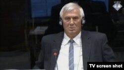 Stojan Malčić, svjedok obrane