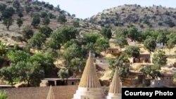 معبد لالش