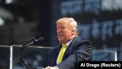Presidenti i SHBA-së, Donald Trump. Foto nga arkivi.