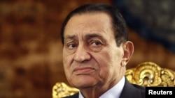 Ish presidenti i Egjiptit, Hosni Mubarak