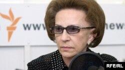 Советник Конституционного суда Тамара Морщакова