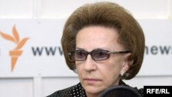 Тамара Морщакова, судья Конституционного суда РФ в отставке