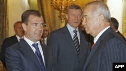 Медведев Россия президентлигига келганидан бери Ўзбекистон-Россия муносабатларида совуқчилик кўзга ташлана бошланди.