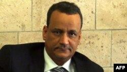 Специальный посланник главы ООН по Йемену Исмаил Ульд Шейх Ахмед.