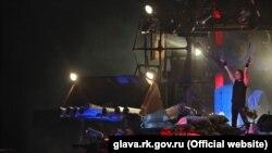Байк-шоу «Русский реактор», 19 серпня 2017 року