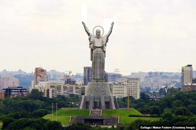 Після реконструкції монумент може виглядати так