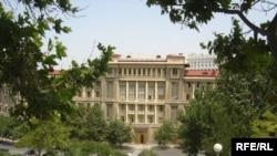 Azərbaycan hökumətinin binası