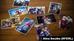 Семейные фотографии фигуранта «дела Хизб ут-Тахрир» Сервера Зекирьяева