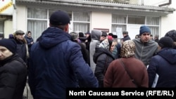 Отдел приема граждан правительства Дагестана, 12 декабря 2019 г.