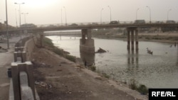 كورنيش السماوه وجسرها