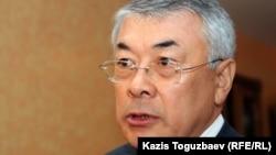 Сарыбай Калмурзаев в бытность управляющим делами президента Казахстана. Алматы, 12 сентября 2010 года.
