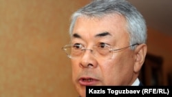 Президент әкімшілігінің бұрынғы басшысы Сарыбай Қалмырзаев.