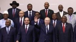 Лицом к событию. Кремлю Африка дороже России?