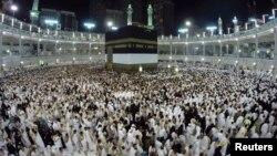 Кааба, Мекке шаары, Сауд Арабия.