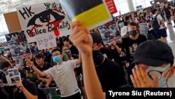Протести в Гонконгу тривають вже десять тижнів