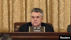 Председатель комитета Конгресса по внутнрнней