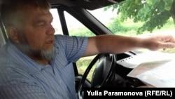 Артур Русяев с документами