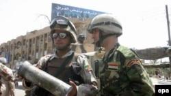 İraqdakı ən kiçik xarici qoşun kontingenti Qazaxıstana məxsusdur