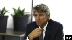 Архива - лидерот на Алијанса за Албанците Зијадин Села.