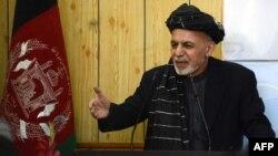 اشرف غنی، رئیس جمهور افغانستان