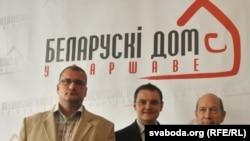 Зьміцер Бародка, Алесь Зарэмбюк, Дэйвід Джонсан
