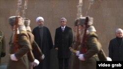Х.Рухани и С.Саргсян