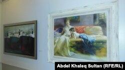 من معرض الفن الأوروبي في دهوك