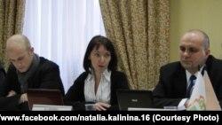 """Руководитель НКО """"Улукиткан"""" Наталья Калинина"""