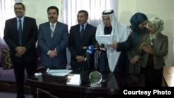 أعضاء في المجموعة العربية في مجلس محافظة كركوك