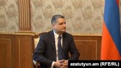 Председатель коллегии Евразийской экономической комиссии Тигран Саргсян (архив)