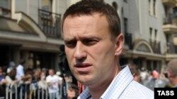 Ресейлік оппозиционер Алексей Навальный.