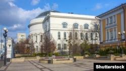 Колишня будівля Української Центральної Ради, нині Будинок вчителя