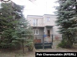 Дом генерала Кищака, где после обыска были изъяты документы