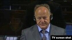 Milorad Bukva na suđenju Ratku Mladiću