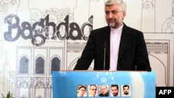 سعید جلیلی، مذاکرهکننده ارشد ایران در بغداد
