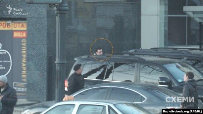 Керівник прокуратури Київської області Дмитро Чібісов