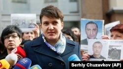 Время Свободы: Дело Савченко